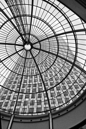 Ceiling Architecture Indoors  Built Structure Dome Glass - Material Pattern Architectural Feature Geometric Shape Circle Architectural Design Modern Glass Windows Glasshouse Glass Glass Dome Dome
