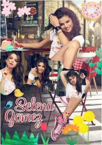 Selena Gomez  Adidas Neo Selenator