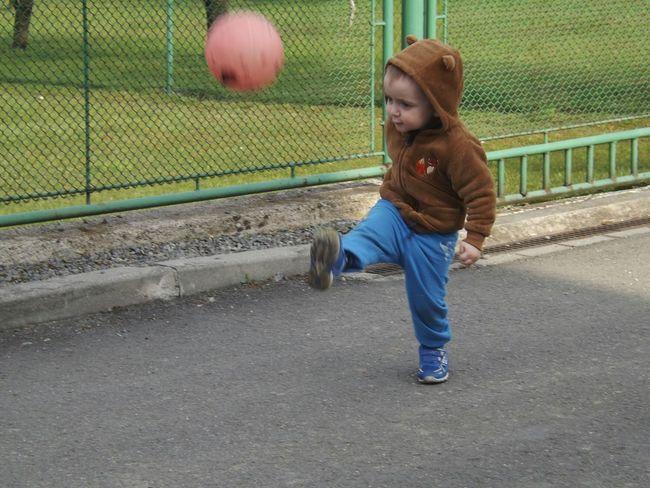 Tak, S Něho Bude Fotbalový Hráč
