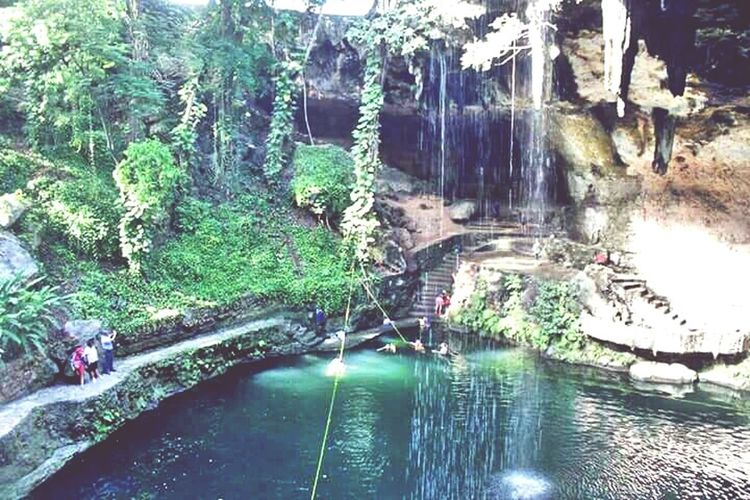Cenotes Nature Beauty In Nature Green Color Scenics Tranquility Outdoors Travelling Travelphotography Mobilephotography Thebest_capture EyeEm Best Shots Magic Moments Tourism Landscapelovers Landscapes Mexico_maravilloso Getting Inspired Relaxing Dramatic Sky Popular Photos Holiday Mexico Cancun