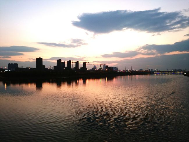 Tongzhou Beijing, China Clouds And Sky Landscape Light And Shadow Yunhe Photos Around You Rive Nature Popular Photos