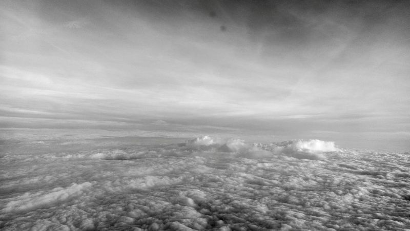 Flyght Sky Landscape Cloud - Sky Sky Only Infinity Meteorology