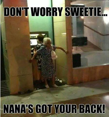 Grandma Nana
