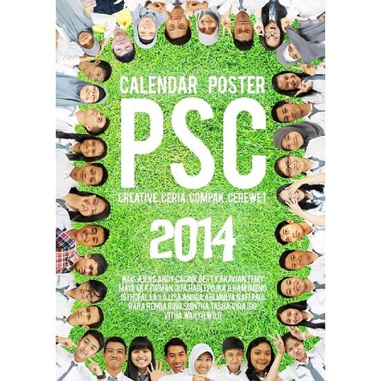 PSC  Udahdilevel Loveuall by me and cung