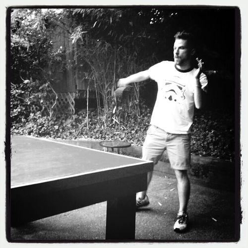 It's Ping Pong O'clock