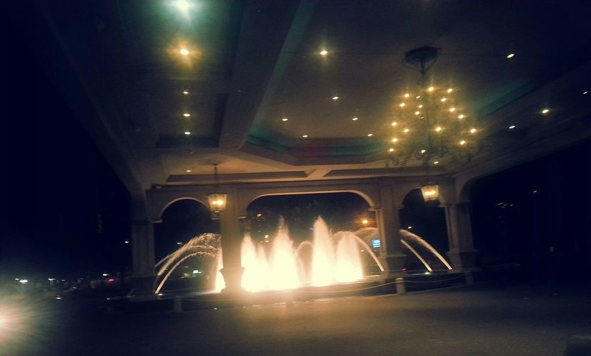 Feeling Fancy Enjoying Life Water Fountains