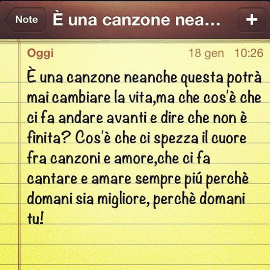 Song Canzone Life Love instapic instagram laura pausini instalove picooftheday sm @francesca_vighi