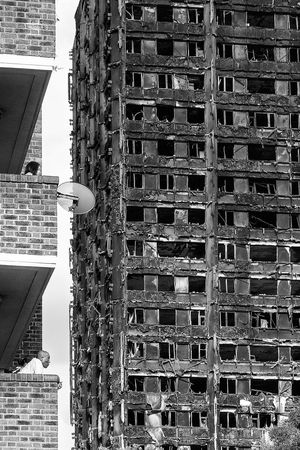 Grenfell Tower Streetphotography Grenfell Tower London Streets Peoplephotography Ruined Building