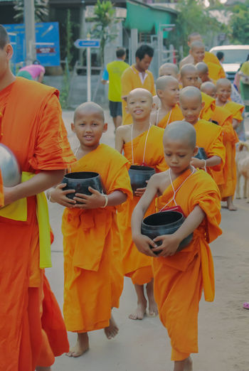 Budha Budha Temple Budhha Budhism Budhist Budhist Temple Culture Cultures Day Food Food And Drink Monk  Monks Novice Monk Novice Photography Offering Offerings People Thai Thai Style Thai Temple Thailand Thailand Photos Thailand.. Thailandtravel