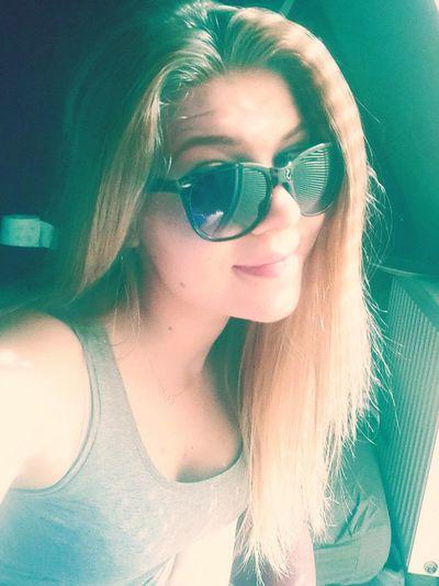Hi! That's Me Blonde ♡ Polishgirl Sweet Wonderfull Sunglasses ✌👌 Today's Hot Look