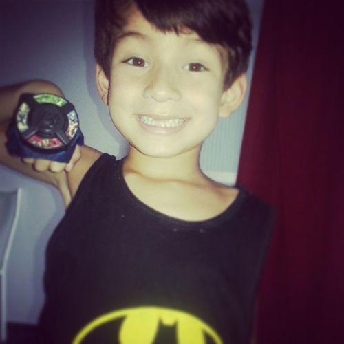 Príncipe da titia ♡♡♡ morro de amor! Lindo  Chatonildo Batman Tagarela