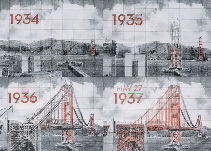 Architecture Composition Golden Gate Bridge GoldenGateBridge San Francisco USA Building Story Composite Image History Structure Usa Trip 2017