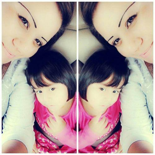 Cute♡ My Life - Just Now Self Potrait Cute Baby Selfie✌ Beautiful Just Us... MODELING<3 Happy Enjoying Life