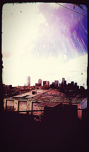 Dallas City Skyline Buildings Fromthetrain Texas Everyday Deep Thoughts Every Picture Tells A Story Favorite Beauty