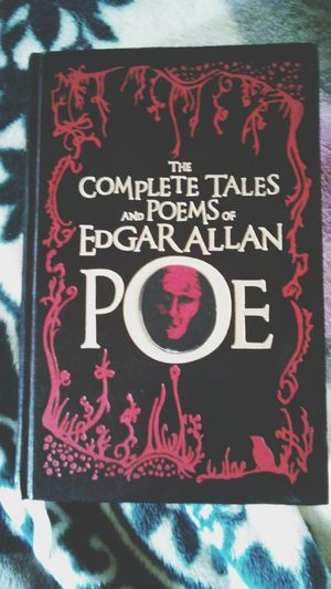 Yesss it finally came in!!!! Edgarallanpoe Poetry Dark Poetry 100likes Never More Theraven Theblackcat