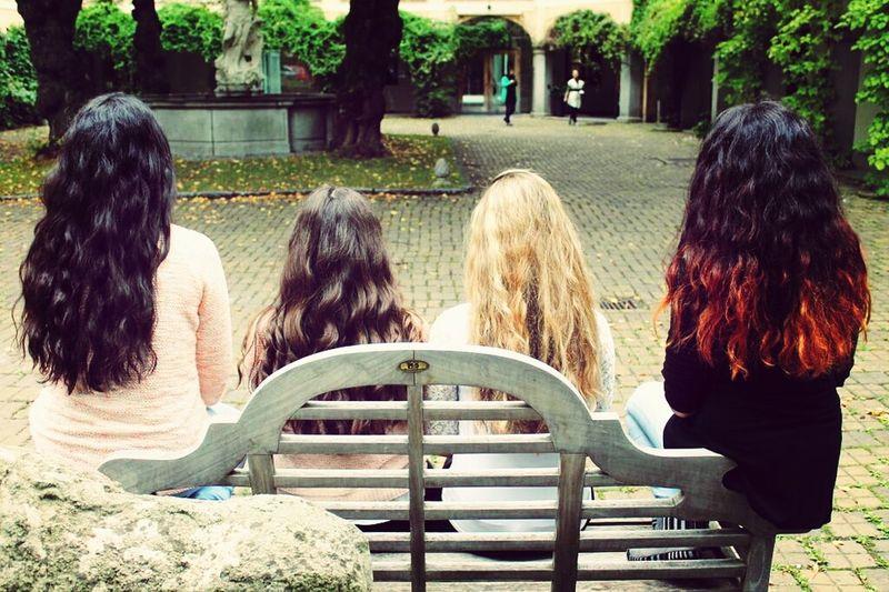 Colours Mysterious Hair Castle