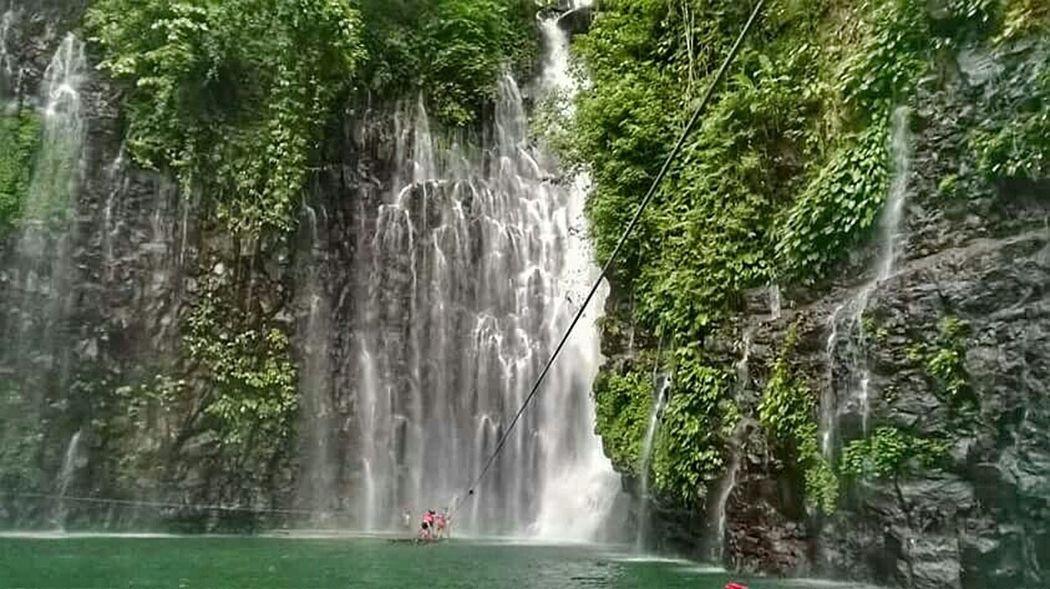 Summer adventure. Summer Adventure Enjoying Life Relaxing Fun Tinago Falls Philippines ShotOnMyLumia