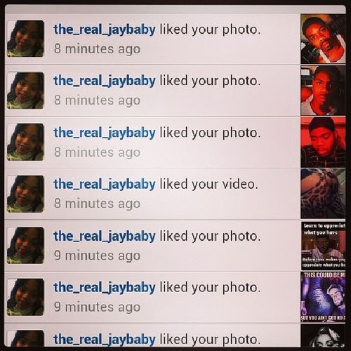 Shout to @the_real_jaybaby for the Spamlove