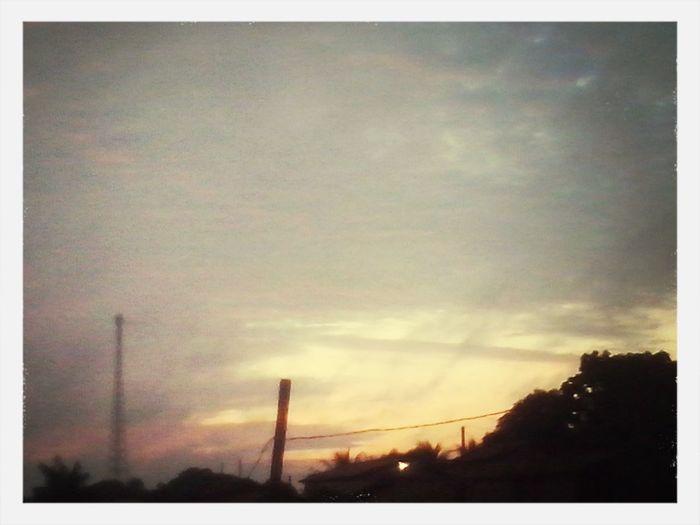 amanhecer perfeito