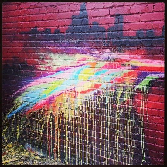 Mastrocola Spraypaint Abstract Colorlove wip redstarmovement