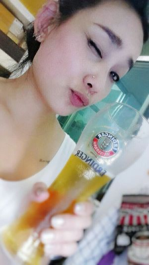 My happiness is..to eat..to cook good foods and to drink ! Cheers ! Relaxing That's Me Cheers! I Love Beer Enjoying Life Hello World Cheese! What Makes You Calm