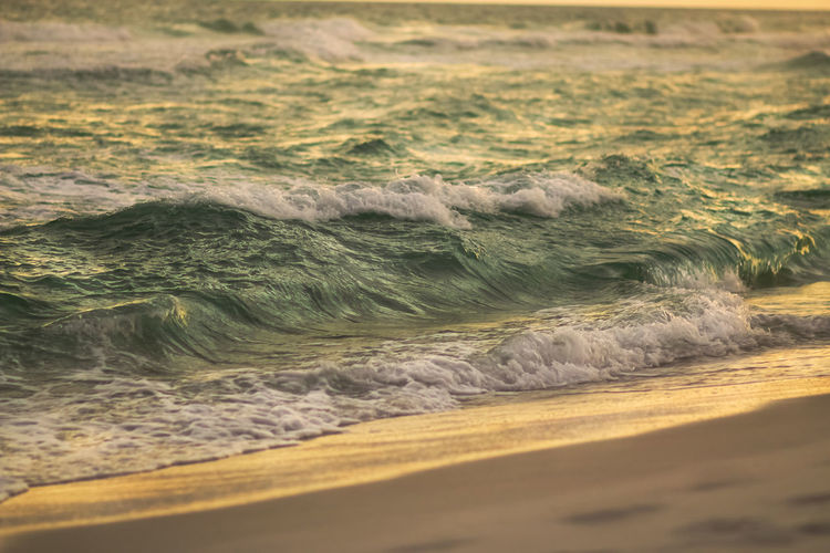 Backgrounds Beach Beauty In Nature Close-up Full Frame Landscape Nature Outdoors Sand Seascape Tadaa Community Water Wave Waves