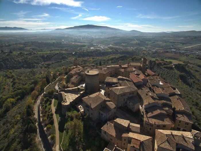Showcase: February Dji DJI Phantom 3 Advanced Arial Shot Drone  Dronephotography Flyshot Umbria
