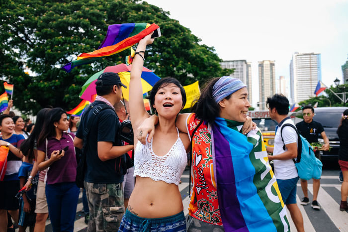 Happy Pride! Metro Manila Pride in Luneta Rizal Park in Manila, Philippines on Saturday 25 June 2016. Eyeem Philippines Filipino Happiness Happy Pride Let Love In Letlovein Lgbt Lgbt Pride Manilapride2016 Metromanila Metromanilapride Pride March Pride Parade Pride2016 RizalPark Showcase June My Year My View EyeEm Diversity Resist The Photojournalist - 2017 EyeEm Awards This Is Queer Inner Power This Is Family Focus On The Story The Troublemakers Love Is Love