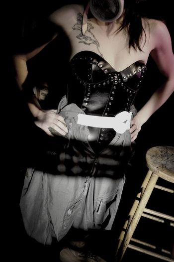 Corset Soft And Sensual Naughty Or Nice!!