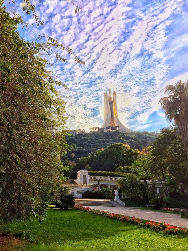 Algiers Built Structure Architecture Nature Photography Garden Photography Popularphotos Popularphoto Popular Photos Travel Destinations Popular Popular Photo Perspective Famous Place Outdoors The Great Outdoors - 2016 EyeEm Awards