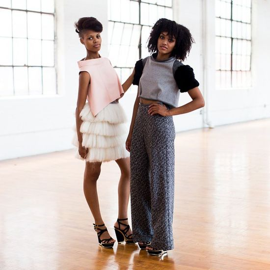 Together. Vinn-Alexander Collins AW 2015 Fashion Fashiondesign Design Womenswear couture