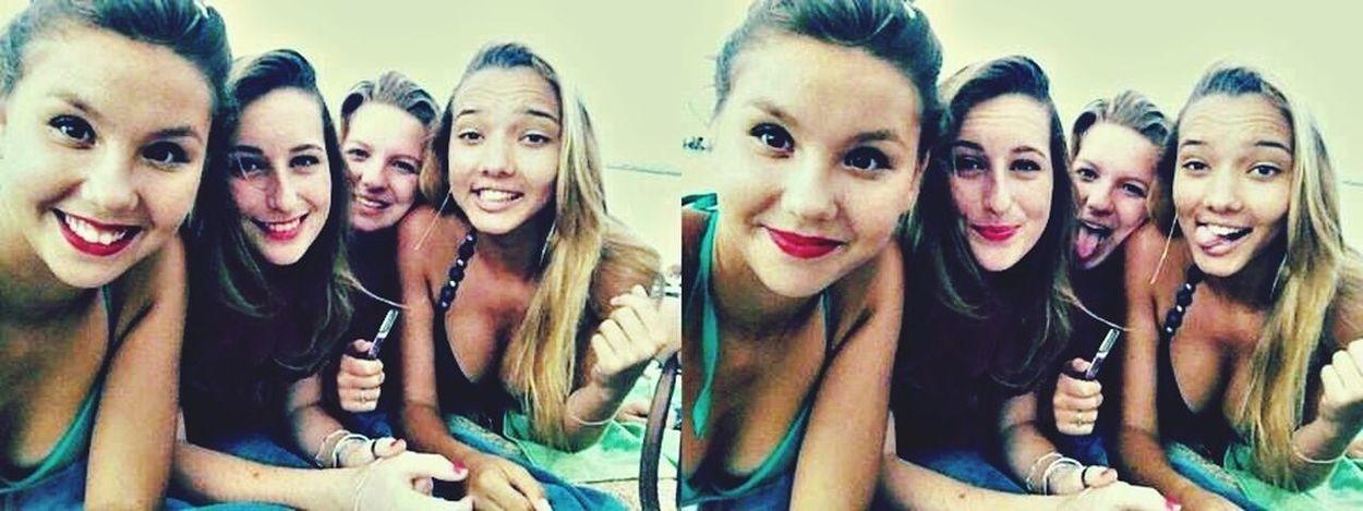 The best friends Beauty Love Bestfriend YOLO ✌