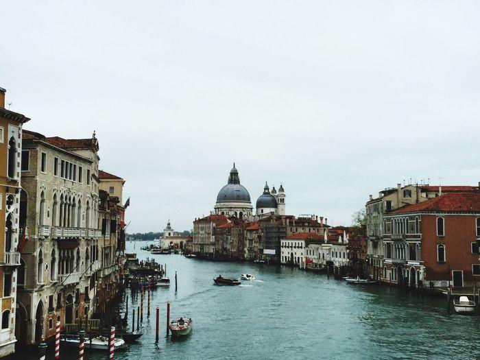 Canale Grande & Santa Maria della Salute