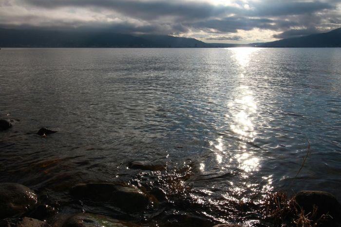 暖冬で「御神渡り」しそうにない諏訪湖😅 キラキラ *CHIE* Lake View Lakeside Water Reflections Nature Nature Photography EyeEm Nature Lover EyeEm Gallery EyeEm Best Shots Taking Photos たっぷり寝た~😆おはよう😃