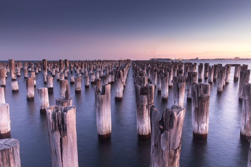 Princess Pier Melbourne. A very popular spot for photography in the city, always pack with people during sunrise and sunset. This shoot taken tonight, it was a beautiful Sunday evening. Australia Melbourne Pier Long Exposure Stunning Landscape Sunset Silkysmooth Illuminated Majestic EyeEm Best Shots Urbanexploration Postcard Melbourne City By The Sea Colours Hello World EyeEm Masterclass Urban Landscape Urbanphotography Urban Exploration The Great Outdoors - 2016 EyeEm Awards