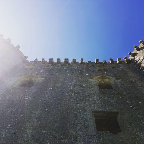 Sky Castle Blue