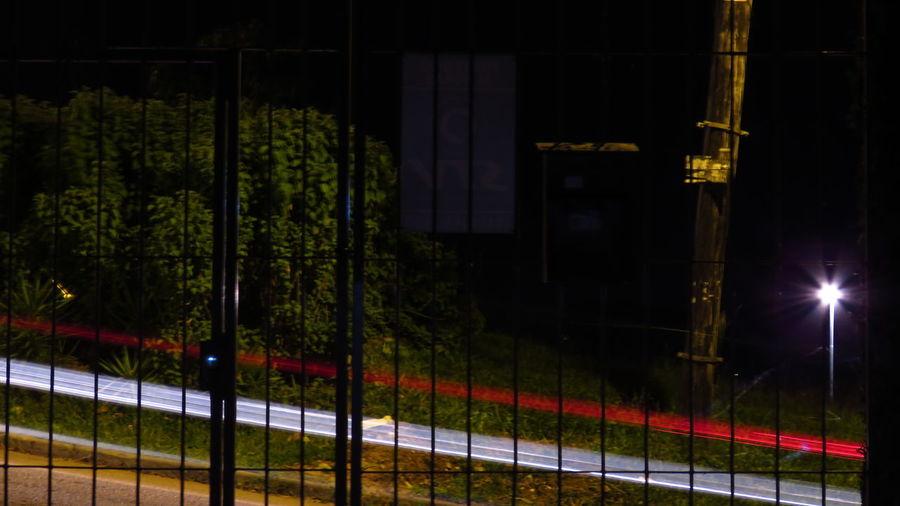Car Lights EyeEmNewHere Light Night Light Night Lights Night Photography Nightphotography Nite Lights The Week On EyeEm Trails Car Light Trails Illuminated Lightning Night Nite No People Outdoors Trail Trails Of Light