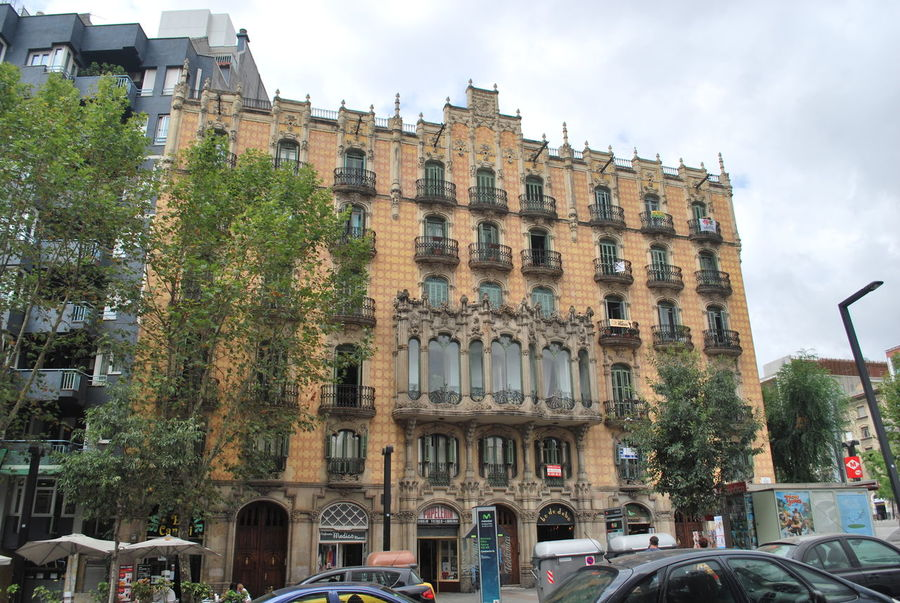 Architecture Barcelona Barcelona, Spain Building Buildings Catalonia Catalunya City Out Outdoors SPAIN