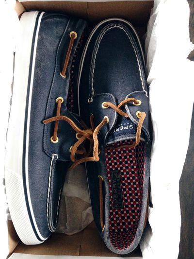 Shoe Bag Belt  No People Indoors  Close-up Day Sperrys ShoePorn VSCO
