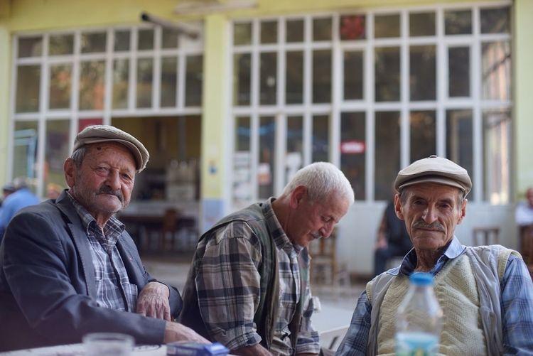 Uç üstad/Eğrıdere. Turkey Türkiye Oldman Men Farmers Check This Out Travel Photography Hello World