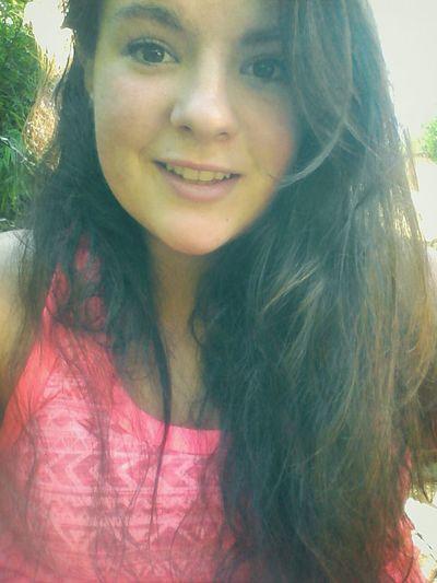 summer , self portrait , pays basque ♥