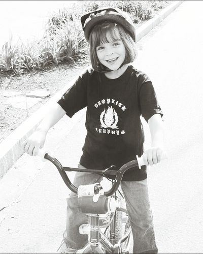 Bicycle Dropkick Murphys Rock Tee Young Rocker