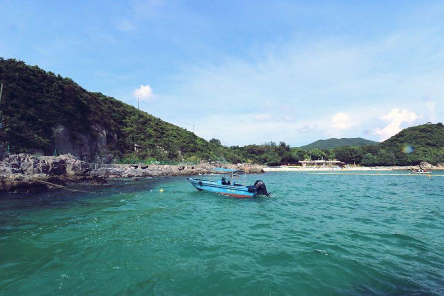 大地有風 大地有海 繪織出風浪 飄送寂寞船兒泊岸 Snap_for_life Hong Kong Pmg_hok