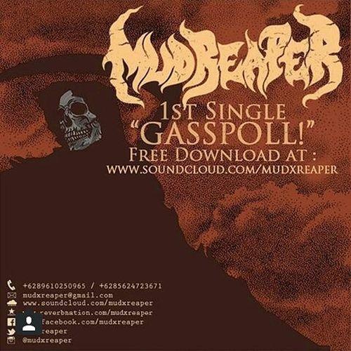 Ga sabar nungguin rilisan fisik full albumnya @mudxreaper, teaser singlenya Gasspoll bangeudsss 😱😬😋😍😍😍 Mudxreaper Bandung Stonerrock Teaser Single Gasspoll