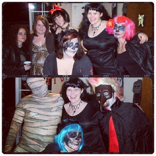 Halloween Grouppictures