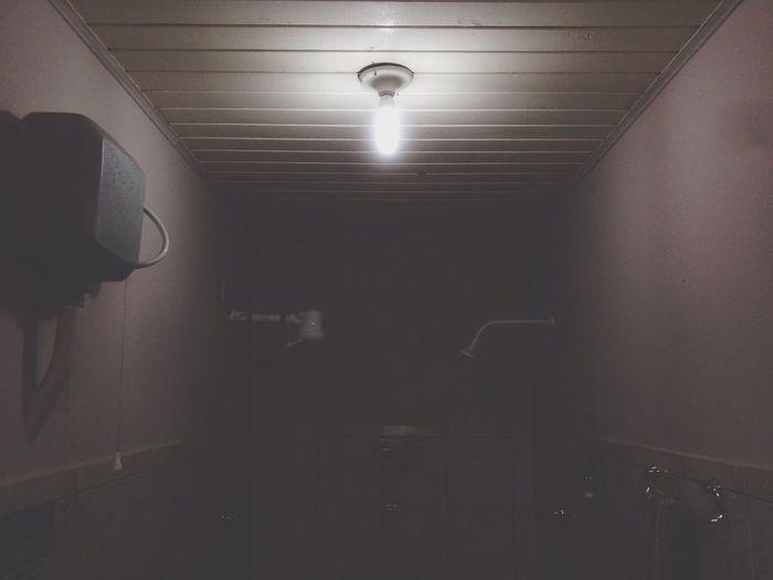 Shower Bathroom Lightbulb