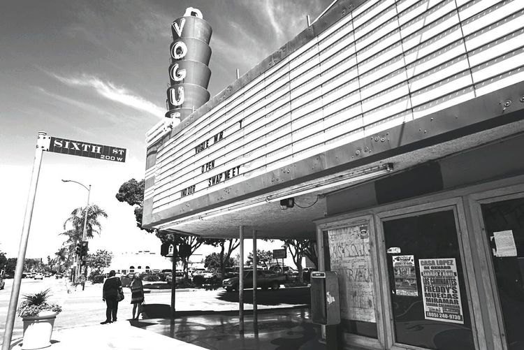 Old movie theater now a Indoorswapmeet Taking Photos Oxnard Blackandwhite Photography VenturaCounty Sonya6000 805 Street Photography B&w Photography The Places I've Been Today