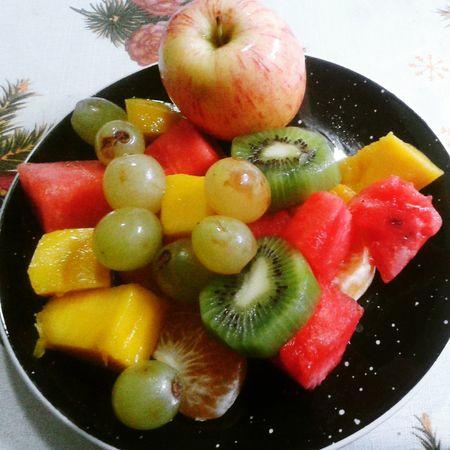 Morning Coffee Fruits Aples Melancholic Citrus