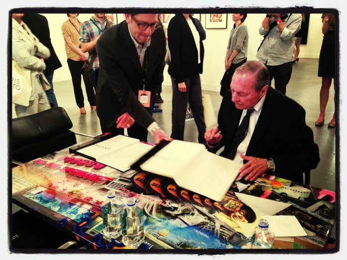 Eggleston Signing Books