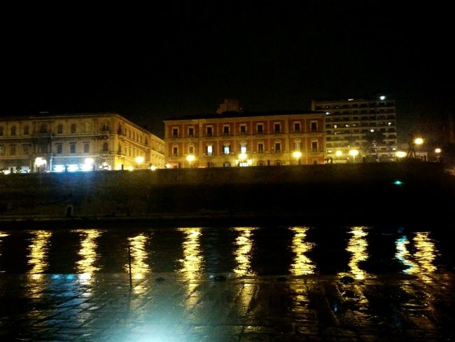EyeEmBestPics Magical Taranto Love The Life You Live Beautiful View Night Autumn Collection
